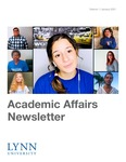 Academic Affairs Newsletter: January 2021