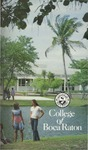 1979-1980 College of Boca Raton Catalog