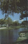 1983-1984 College of Boca Raton Catalog by College of Boca Raton