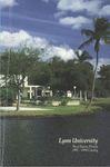 1992-1994 Lynn University Catalog