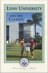 1994-1995 Lynn University Undergraduate Catalog by Lynn University