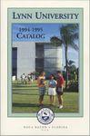 1994-1995 Lynn University Undergraduate Catalog