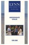 1999-2000 Lynn University Undergraduate Catalog