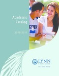 2010-2011 Lynn University Academic Catalog by Lynn University