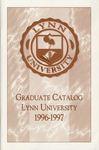1996-1997 Lynn University Graduate Catalog