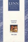 1999-2000 Lynn University Graduate Catalog