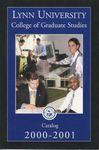 2000-2001 Lynn University Graduate Catalog by Lynn University