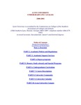 2000-2001 Lynn University Undergraduate Catalog