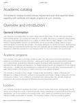 2020-2021 Lynn University Academic Catalog