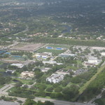 2017 Aerial View - Lynn University 1 by William Levy