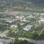 2017 Aerial View - Lynn University 2 by William Levy