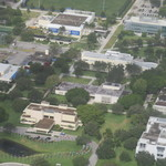 2017 Aerial View - Lynn University 3 by William Levy
