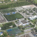 2017 Aerial View - Lynn University 6 by William Levy