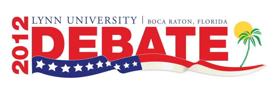 2012 Presidential Debate at Lynn University