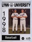 1998 Men's Baseball Media Guide