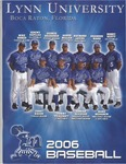 2006 Men's Baseball Media Guide