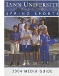 2003-04 Spring Sports Media Guide