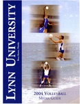 2004 Women's Volleyball Media Guide