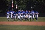 Baseball Team Running by Paul Talley