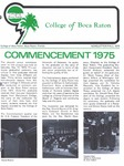 College of Boca Raton Report - Fall 1975 by College of Boca Raton