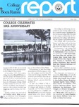 College of Boca Raton Report - Fall 1981 by College of Boca Raton