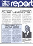 College of Boca Raton Report - Fall 1985 by College of Boca Raton