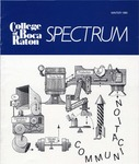 College of Boca Raton Spectrum - Winter 1985