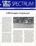 College of Boca Raton Spectrum - Fall 1986