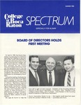 College of Boca Raton Spectrum - Summer 1989