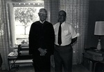 1980 CBR Commencement: Clarence Smith and Richard McCusker by College of Boca Raton