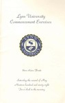 1998 Lynn University Commencement