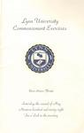 1998 Lynn University Commencement