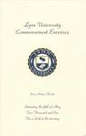 2001 Lynn University Commencement
