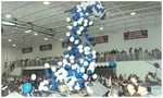 Commencement 2000 with Balloons by Lynn University