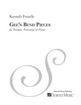 Gee's Bend Pieces for Trumpet, Percussion and Piano