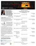 2013-2014 Dean's Showcase No. 3 by Kevin Karabell, Hikari Nakamura, Brenton Caldwell, Sheng Yuan Kuan, Timothy Nemzin, Vladislav Kosminov, Ricardo Chinchilla, Mark Poljak, Clinton Soisson, Jordan Robison, Josue Jimenez, Marianela Cordoba, and Jihong Park