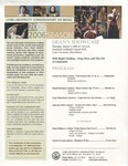 2005-2006 Dean's Showcase No. 3
