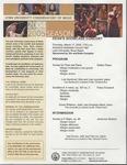 2004-2005 Dean's Showcase No. 5 by Luis Sandoval, Lisa Leonard, Sonia Shklarov, Amanda Albert, Joel Souza, and Tao Lin