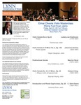 2016-2017 Master Class - Elmar Oliveira (Violin) by Elmar Oliveira, Sheng Yuan Kuan, Yvonne Lee, Yalyen Savignon, Irina Antsiferova, Xiaonan Huang, and Junheng Chen