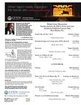 2013-2014 Master Class - Philip Fowke (Piano)