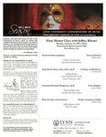 2011-2012 Master Class - Jeffrey Khaner (Flute)