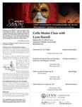 2010-2011 Master Class - Lynn Harrell (Cello)