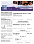 """2009-2010 Master Class - """"Two Pianists"""" (Piano)"""
