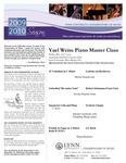 2009-2010 Master Class - Yael Weiss (Piano)