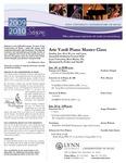 2009-2010 Master Class - Arie Vardi (Piano)