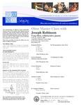 2008-2009 Master Class - Joseph Robinson (Oboe)
