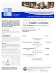 2007-2008 Master Class - Charles Castleman (Violin)