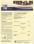 2007-2008 Master Class - Mark Ostoich (Oboe)