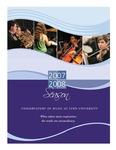 2007-2008 Master Class - Orlando Cole (Cello)