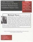2007-2008 Master Class - Richard Stout (Trombone)